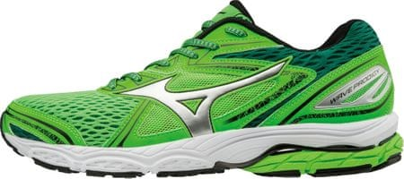 Mizuno Wave Prodigy Greenslime/Silver/Evergreen 42.0