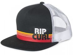 Rip Curl pánská černá trucker kšiltovka Macao