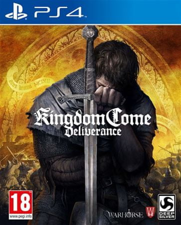 Deep Silver igra Kindgom Come: Deliverance (PS4)