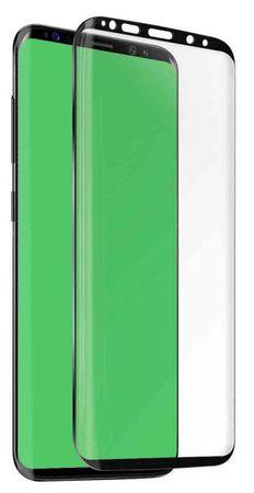 SBS zaščitno steklo 4D za Samsung Galaxy S9, črno