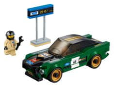 LEGO Speed Champions 75884 1968 - Ford Mustang Fastback