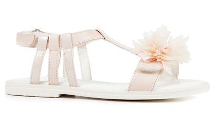 Geox dekliški sandali Karly, bež, 38