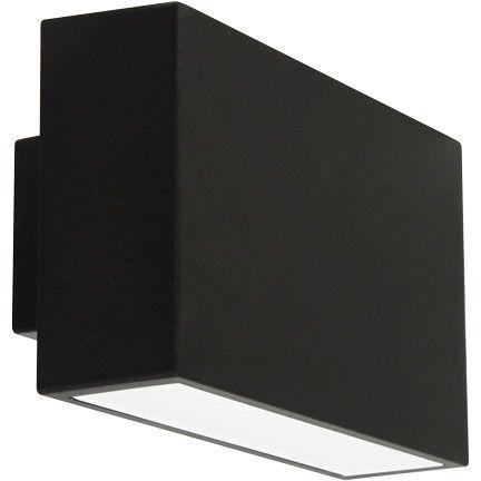 Smartwares lampa zewnętrzna LED ścienna (10.068.50)