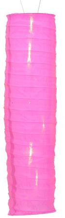 Kaemingk LED solar lampión, růžový