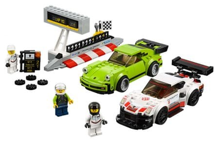 LEGO Speed Champions 75888 Porsche 911 RSR a 911 Turbo 3,0