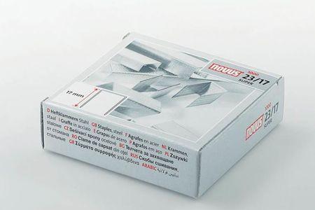 Novus sponke za zmogljivejše spenjače Super 23/17, 1000 kosov