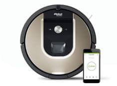 iRobot robotski sesalnik Roomba 966