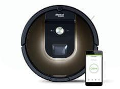 iRobot robotski sesalnik Roomba 980