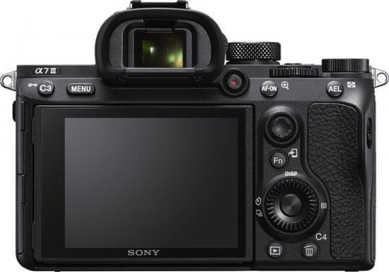Sony  ILCE-7M3 Body fotoaparat z izmenljivim objektivom