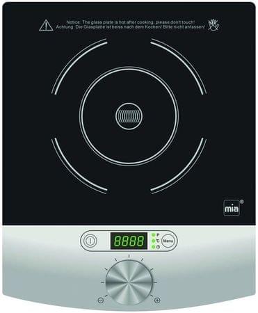 MIA indukcijska kuhalna plošča IKP 2206S
