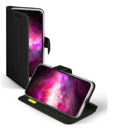 SBS preklopna torbica za Samsung Galaxy S9, črna