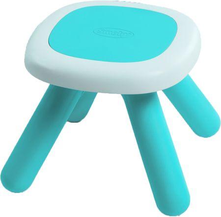 Smoby stolček, moder
