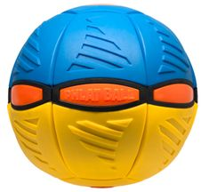 EP Line Phlat Ball V3 - modrá / žlutá