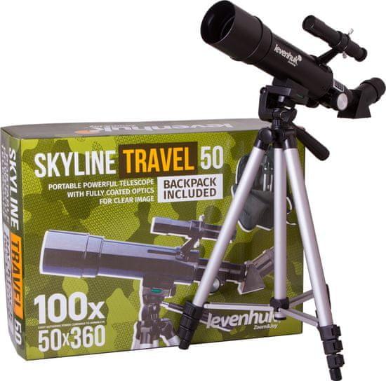 Levenhuk Skyline Travel 50