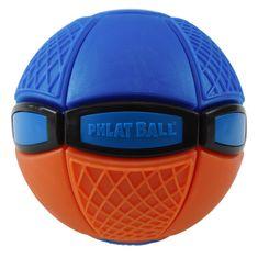 EP Line Phlat Ball junior mění barvu - modrá / oranžová