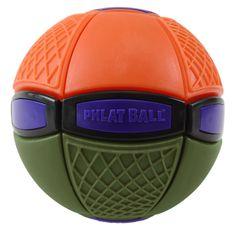 EP Line Phlat Ball junior mění barvu - oranžová / zelená