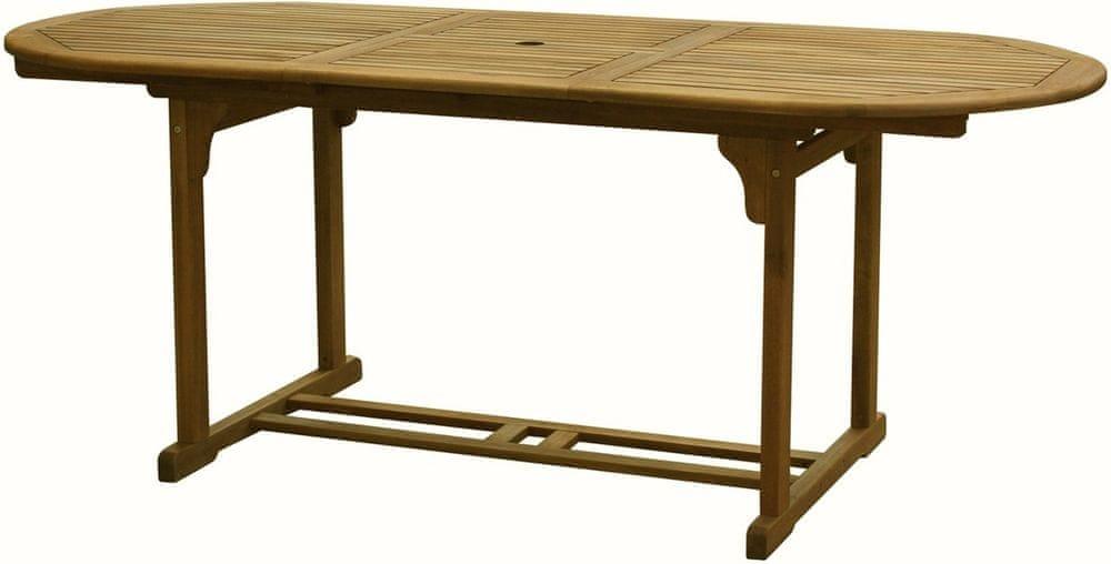 Fieldmann FDZN 4004-T Oválný stůl