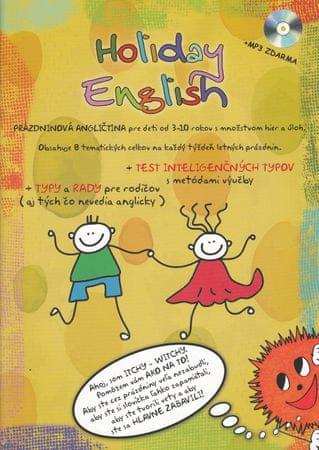 Kerekeš Kristína: Holiday English - Prázdninová angličtina