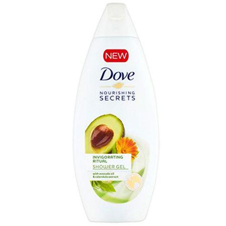 Dove Povzbuzující sprchový gel Nourishing Secrets (Body Wash) 250 ml