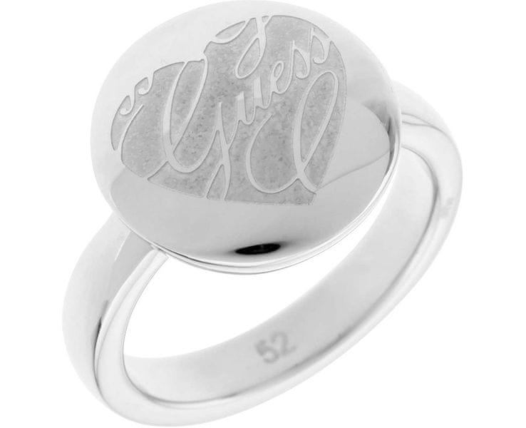 Guess Fashion prsten USR11102 (Obvod 52 mm)