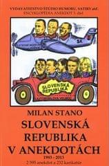 Stano Milan: Slovenská republika v anekdotách1993-2013