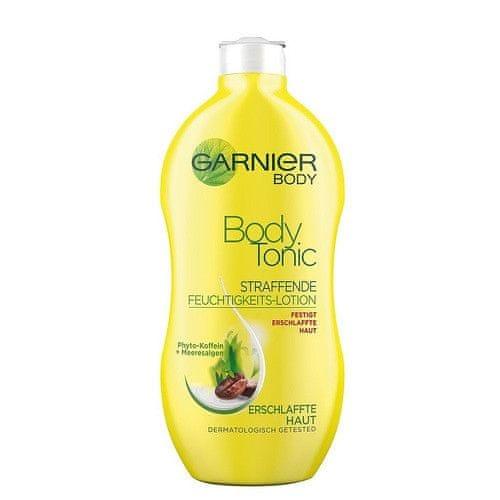 Garnier Zpevňující tělové mléko s výtažky z mořských řas (Firming Care Body Milk) (Objem 250 ml)