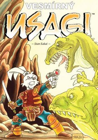 Sakai Stan: Usagi Yojimbo - Vesmírný Usagi