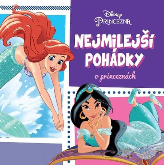 Disney Walt: Nejmilejší pohádky o princeznách