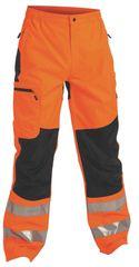 Cerva Pracovné reflexné nohavice Ticino pánske oranžová XL