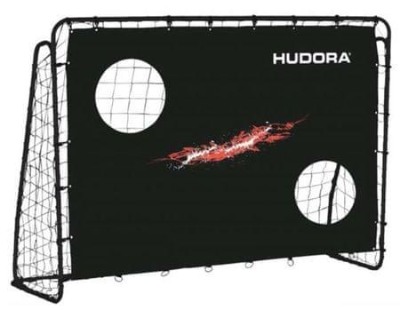 Hudora nogometni gol Trainer s tarčo