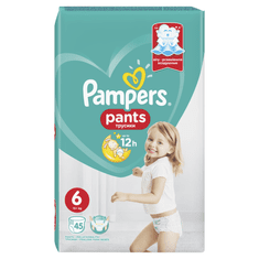 Pampers Pants Active Baby Giant Pack S6 45 ks