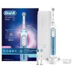 Oral-B električna zobna ščetka Smart 6 6100S Sensi Ultrathin