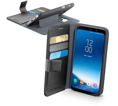 CellularLine preklopna torbica Book Agenda za Samsung Galaxy A8 (2018)