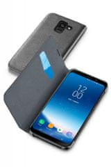 CellularLine preklopna torbica Book Essential za Samsung Galaxy A8 (2018)