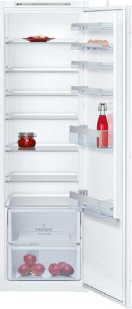 NEFF KI1812F30 Beépíthető hűtőszekrény, A++