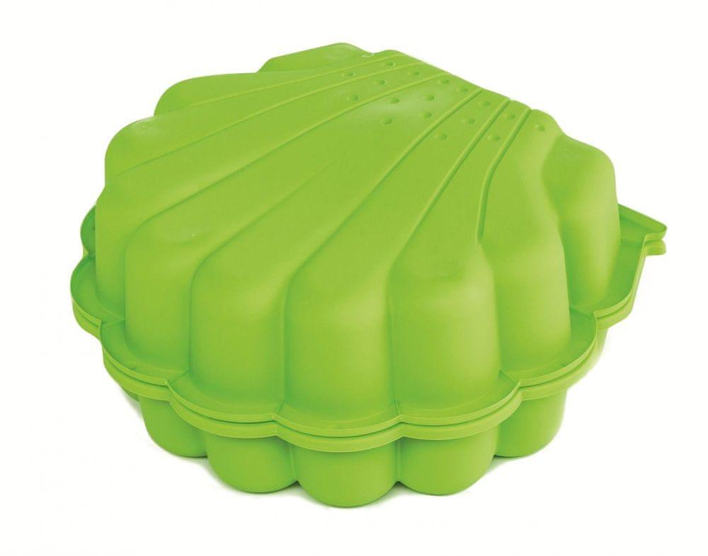 Paradiso Pískoviště/bazének mušle zelená
