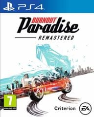 EA Games Burnout Paradise Remastered / PS4