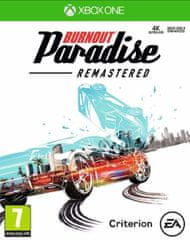 EA Games Burnout Paradise Remastered (Xbox One)