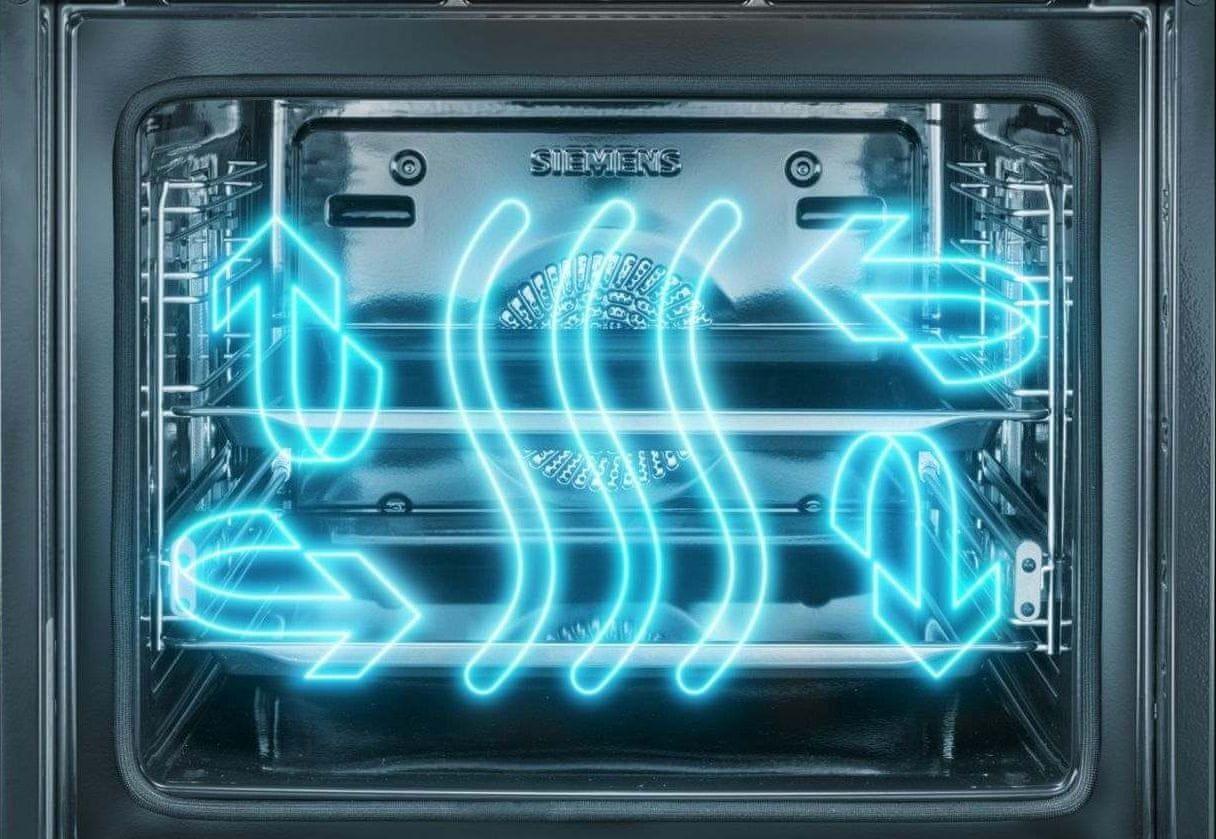 Siemens HB534ABR0 3D horký vzduch PLUS