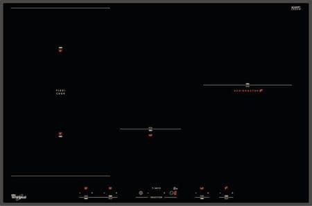 Whirlpool ACM 938 BA Indukciós főzőlap
