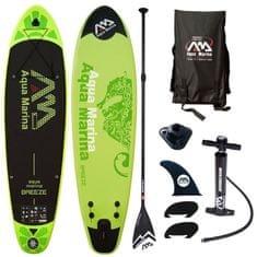 Aqua Marina napihljiv SUP Breeze (178 l), z veslom Sports II