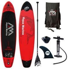 Aqua Marina napihljiv SUP Monster (347 l), z veslom Sports II