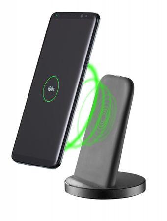 CellularLine brezžični polnilec WirelessStand