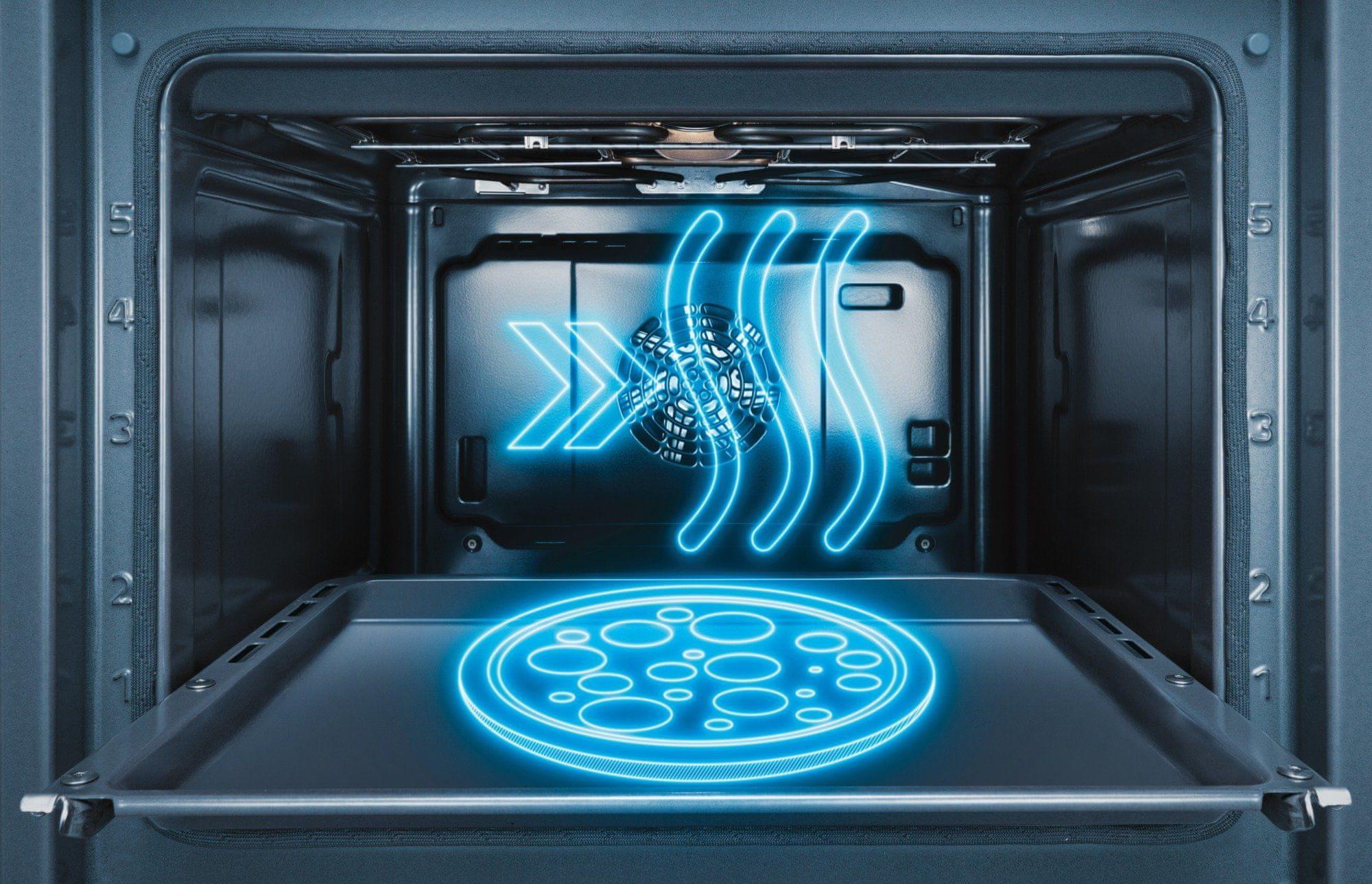 Siemens HB554ABR0 fast preheat