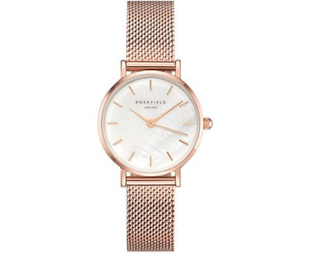 Rosefield The Small Edit White Rose Gold