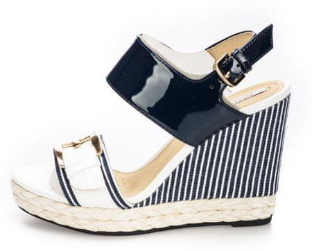 Geox dámské sandály Donna Janira 39 biela