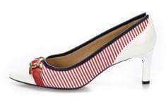 Geox női magassarkú cipő Bibbiana