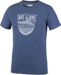 Columbia moška majica s kratkim rokavom Laney Hill Short Sleeve Tee