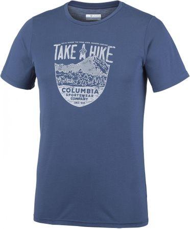 Columbia moška majica s kratkim rokavom Laney Hill Short Sleeve Tee, M