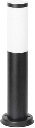 Rabalux Vonkajší stĺpik Black Torch 8147